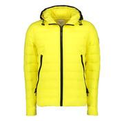 New In Town winterjas gevoerd met capuchon geel (89N7002 - 511)