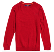 Superdry Pullover Desert Red Grit (M6100040A - 1SO)