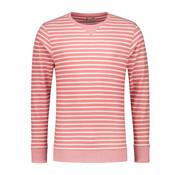Dstrezzed Sweater Streep Coral (211242 - 428)