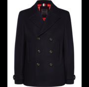 Tommy Hilfiger Coat Wol Navy (MW0MW11976 - CHS)