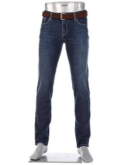 Alberto Jeans Pipe Regular Slim Fit Blauw (4017 1866 - 890)