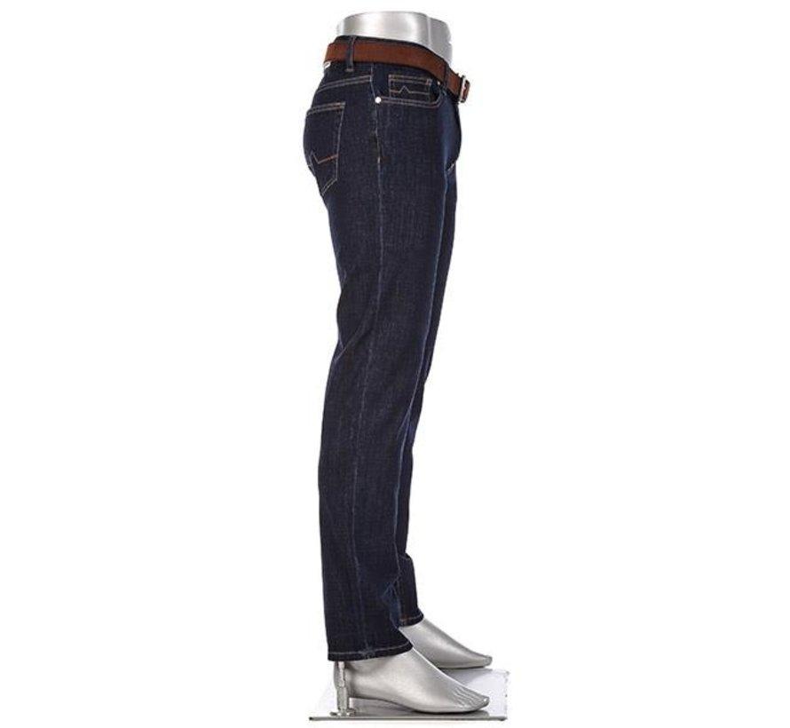Jeans Pipe Regular Slim Fit Donker Blauw (4017 1866 - 899)