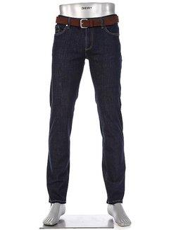 Alberto Jeans Pipe Regular Slim Fit Donker Blauw (4017 1866 - 899)