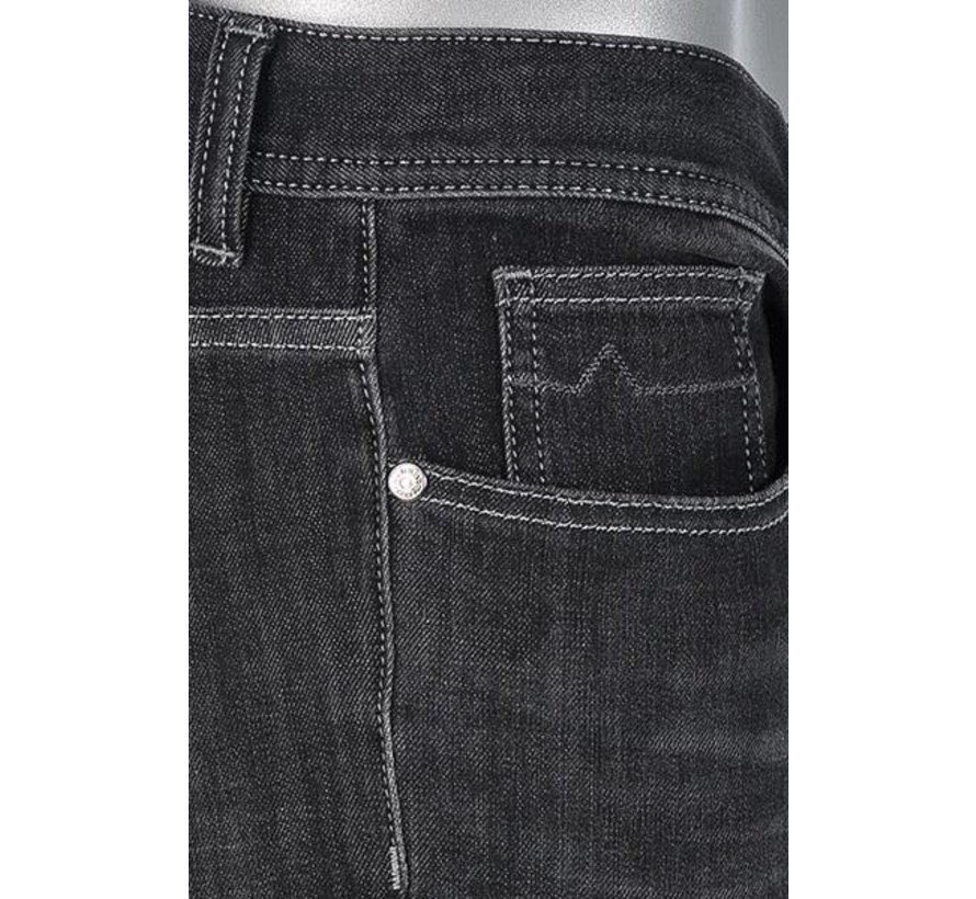 Jeans Pipe Regular Slim Fit Antraciet (4017 1866 - 990)