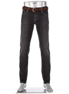 Alberto Jeans Pipe Regular Slim Fit Antraciet (4017 1866 - 990)