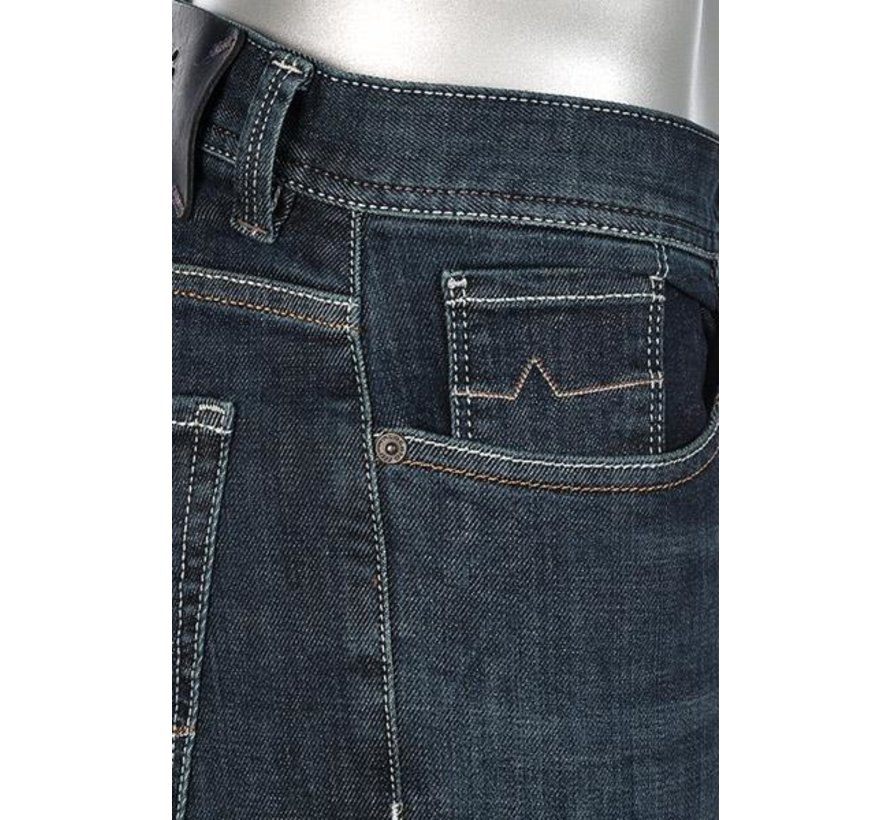Jeans Pipe Regular Slim Fit Blauw (4257 1885 - 896)