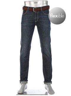 Alberto Jeans Pipe Regular Slim Fit Blauw (4257 1885 - 896)