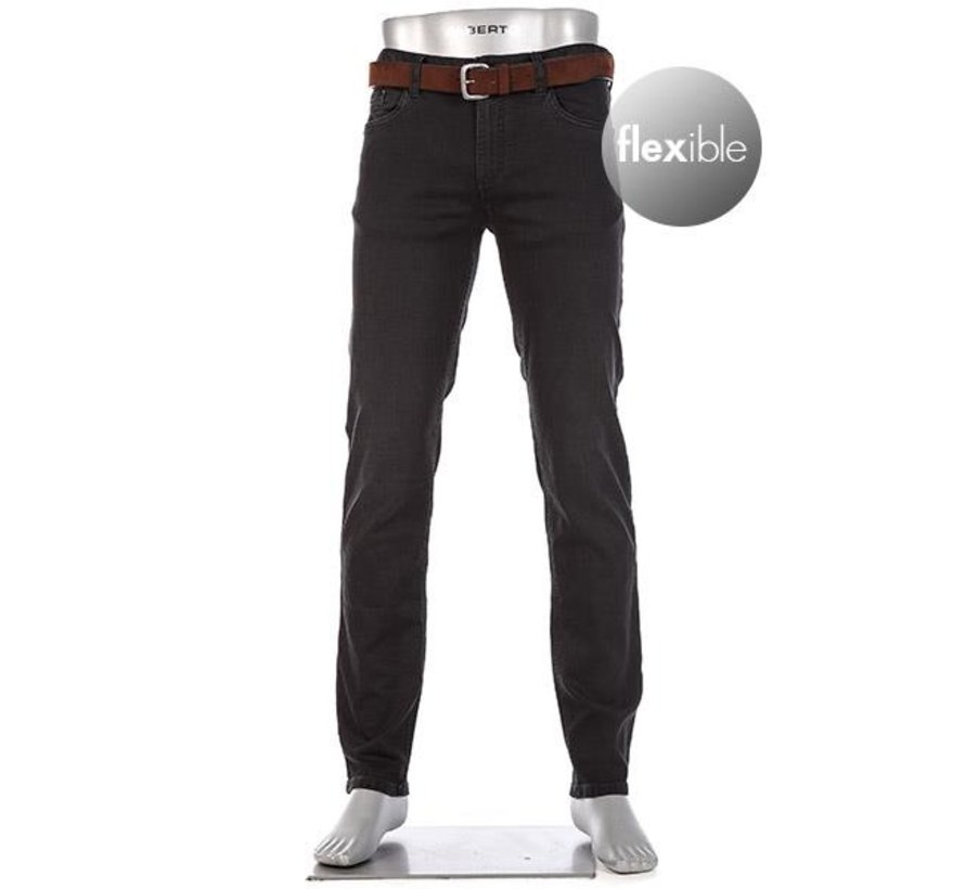 Jeans Pipe Regular Slim Fit Antraciet (4817 1859 - 996)