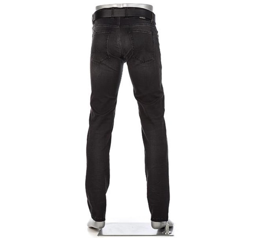 Jeans Pipe Regular Slim Fit Antraciet (6867 1865 - 995)