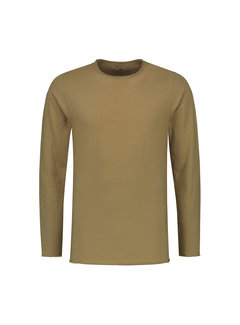 Dstrezzed Longsleeve T-shirts Army Green (202384 - 511)
