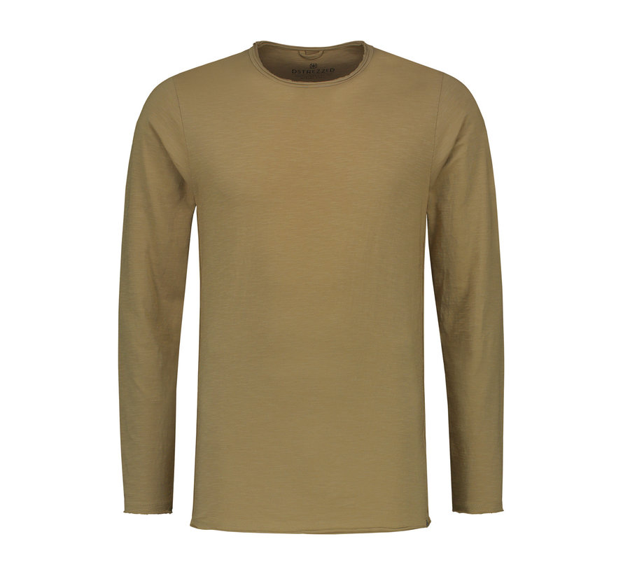 Longsleeve T-shirts Army Green (202384 - 511)