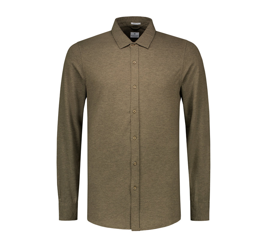 Jersey Overhemd Army Green (303230 - 511)