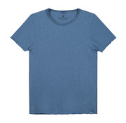 Dstrezzed T-shirt Indigo Blauw (202274 - SS19 - 626)