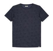 Dstrezzed T-shirts Parrot Melange Navy (202378 - 671)
