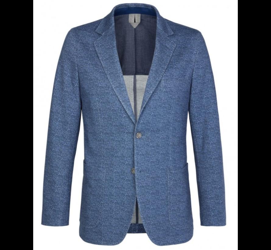 Knitted Colbert Blauw (PPQP3A0004)N