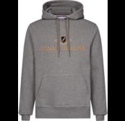 Tommy Hilfiger Hooded Sweater Logo Grijs (MW0MW11571 - P9W)