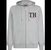 Tommy Hilfiger Vest met Capuchon Grijs (MW0MW11578 - P9V)