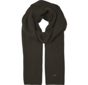 Tommy Hilfiger Sjaal Cashmere Army Groen (AM0AM05163 - LFH)