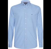 Tommy Hilfiger Overhemd Ruit Blauw/Wit (MW0MW11904 - 0YO)