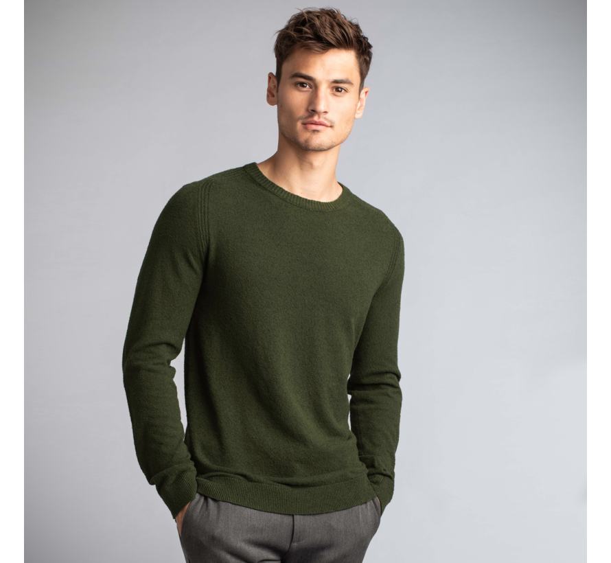 Pullover Close-Fitting Autumn Army (8985010 - 653)