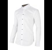 Cavallaro Napoli Overhemd Membo Wit (1095048 - 10000)