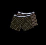 Scotch & Soda Boxershorts 2-pack Print (151342 - 0218)