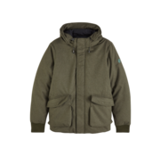 Scotch & Soda Winterjas Army Groen (154392 - 0679)
