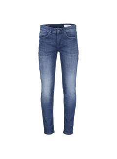 New In Town 5-pocket Jeans Close-Fitting Indigo Blauw (88N9304 - 483)