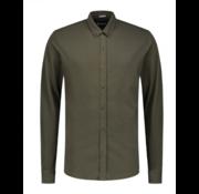 Dstrezzed Jersey Overhemd Army Groen (202446 - 524)