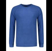 Dstrezzed Sweater Ronde Hals Kobalt Blauw (211261 - 648)