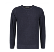 Dstrezzed Sweater Towelling Dark Navy (211270 - 649)