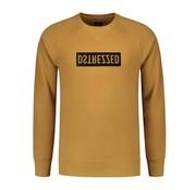 Dstrezzed Sweater Logo Bronze (211278 - 305)