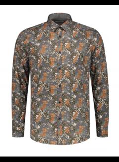 Dstrezzed Overhemd Print Bloemen Multicolor (303282 - 511)