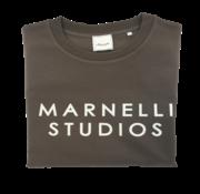 Marnelli Sweater Bruin (SW202-5-040)
