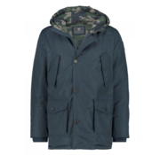 New Zealand Auckland Parka Winterjas Gihanga Navy (19HN814 - 265)