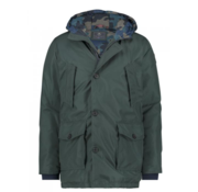 New Zealand Auckland Parka Winterjas Gihanga Autumn Green (19HN814 - 449)