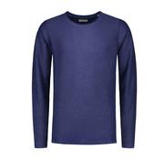 Dstrezzed Sweater Structuur Kobalt Blauw (404186 - 648)