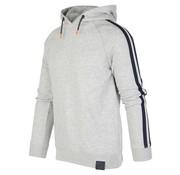 Blue Industry Sweater Met Capuchon Grijs (KBIW19 - M38 - Grey)