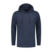 Dstrezzed Hooded Sweater Navy Melange (202424 - 650)