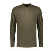 Dstrezzed Long Sleeve T-shirt Army Green (202412 - 511)
