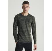 CHASIN' Noren Sweater Donker Groen (3111400031-E52)