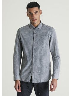 CHASIN' Ray.L Devon Shirt Licht Grijs (6111400030-E81)