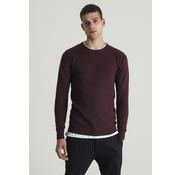 CHASIN' Maxwell T-Shirt Bordeaux (5111400029-E41)