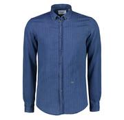 New In Town Overhemd Close-Fitting Blauw Denim (8981117 - 479)