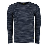 New In Town Long Sleeve T-Shirt Close-Fitting Navy (8984024 - 494)