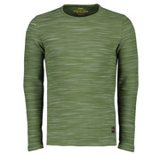 New In Town Long Sleeve T-Shirt Close-Fitting Army (8984024 - 653)