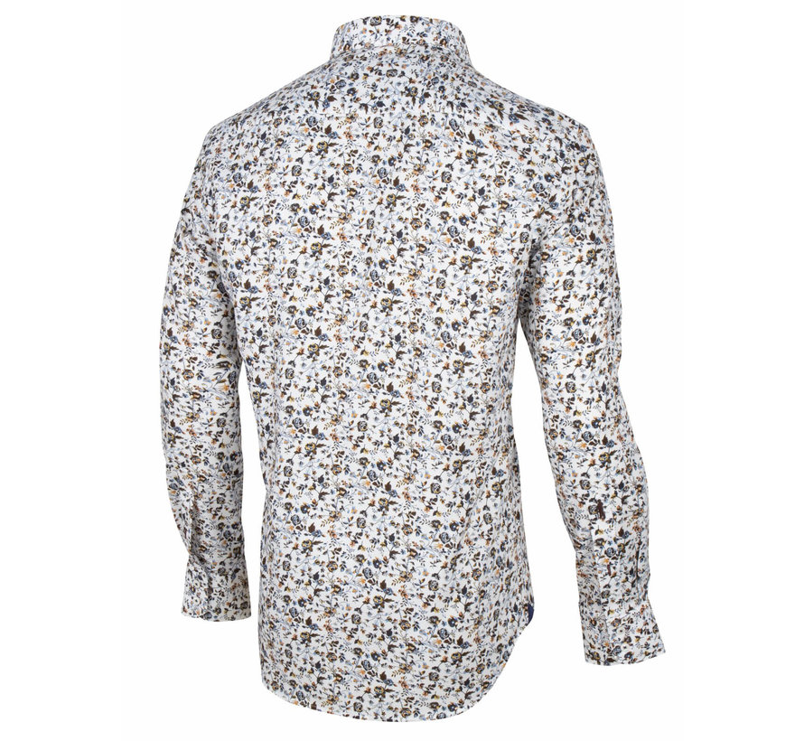 Overhemd Empolo Print Multicolor (1095073 - 04000)