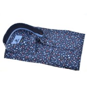 Culture Overhemd Modern Fit Print Navy (513956 - 89)