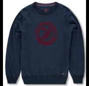New Zealand Auckland Sweater Mangamuka Navy (19GN482 - 265)