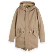 Scotch & Soda Parka Classic Beige (151999 - 0137)